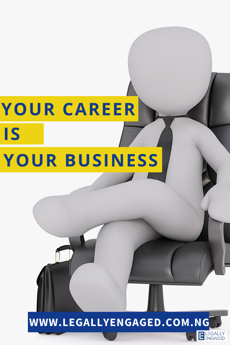 Your career is your business; mastering the art of intrapreneurship